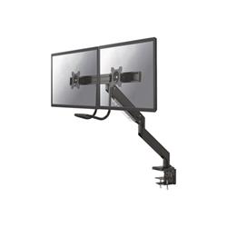 Newstar - Neomounts nm-d775dx - montaggio a scrivania (full-motion) nm-d775dxblack