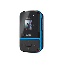 Lettore MP3 Sandisk - Clip sport go - lettore digitale sdmx30-032g-g46b