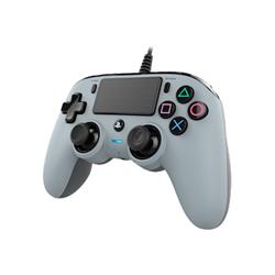 Controller BigBen Interactive - Nacon compact - game pad - cablato ps4ofcpadgrey