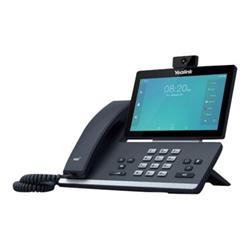 Telefono VOIP Yealink Telefonia - Yealink - telefono voip sip-t58a with camera
