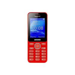 Telefono cellulare Brondi - Banana Split Rosso