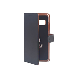 Custodia Celly - WALLY CASE GALAXY S10 LITE BK