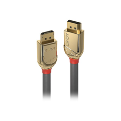 Cavo DisplayPort Lindy - Gold cavo displayport - displayport a displayport - 3 m 36293