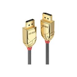 Cavo DisplayPort Lindy - Gold cavo displayport - displayport a displayport - 5 m 36294