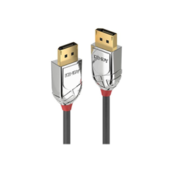 Cavo DisplayPort Lindy - Cromo cavo displayport - displayport a displayport - 50 cm 36300