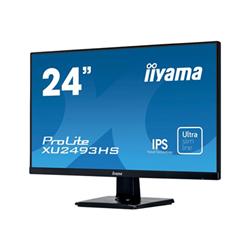 "Monitor LED IIYAMA - Prolite - monitor a led - full hd (1080p) - 23.8"" xu2493hs-b1"