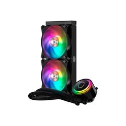 Cabinet Cooler Master - Masterliquid ml240r rgb sistema di raffreddamento a liquido del processore mlx-