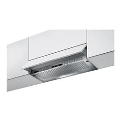 Cappa FABER - 152 srm lg/x a60 - integrato - grigio chiaro/acciaio inossidabile 3150547804