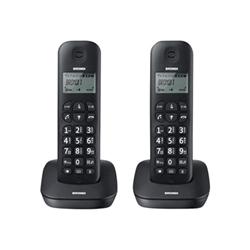 Telefono fisso Brondi - Gala twin - telefono cordless con id chiamante + ricevitore aggiuntivo 10273810