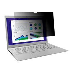 """3M - Filtro 3m privacy for edge-to-edge 13.3"""" full screen laptop with comply attachm"""