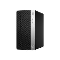 PC Desktop HP - Prodesk 400 g5 - micro tower - core i5 8500 3 ghz - 8 gb - 1 tb 4cz28ea#abz