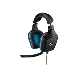 Cuffie Gaming Gaming headset g432 cuffie con microfono 981000770