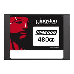 SSD Kingston - Data center dc500r - ssd - 480 gb - sata 6gb/s sedc500r/480g