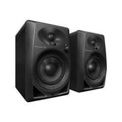 Image of Casse acustiche Altoparlanti Monitor da DeeJay DM-40 - preamplificate - 35W - Nero