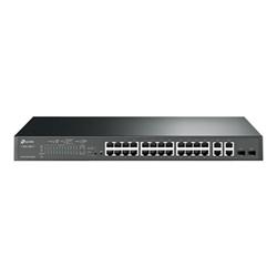 Switch TP-LINK - T1500-28pct (tl-sl2428p) - switch - 28 porte t1500-28pct(tl-sl2428p)