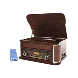 Mini Hi-Fi MAJESTIC - Tt-47 dab - sistema audio tt47dab