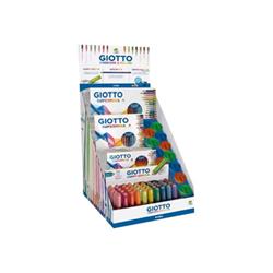 Giotto - Supermina - pastello colorato (pacchetto di 460) 982400