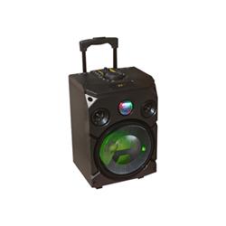 Speaker wireless MAJESTIC - Djb-274 bt usb ax - altoparlante per eventi - portatile - senza fili 115274bk