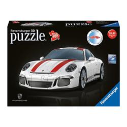 Puzzle Ravensburger - 3d puzzle - porsche 911r 12528
