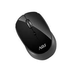 Mouse ADJ - Mw8 - mouse - 2.4 ghz - nero 510-00034