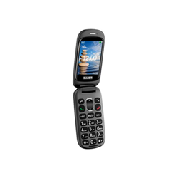 Telefono cellulare Saiet - Prime - nero - gsm - cellulare 13500851