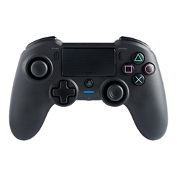 Image of Controller Nacon asymmetric wireless controller - game pad - wireless ps4ofpadwlblack