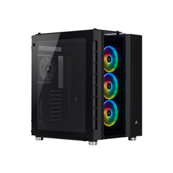 Case Gaming Corsair - Crystal series 680x rgb - tower - atx esteso cc-9011168-ww