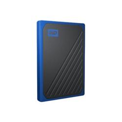 SSD Sandisk - Wd my passport go wdbmcg5000abt - ssd - 500 gb - usb 3.0 wdbmcg5000abt-wesn