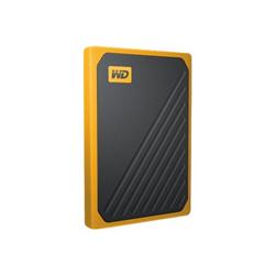 SSD Sandisk - Wd my passport go wdbmcg5000ayt - ssd - 500 gb - usb 3.0 wdbmcg5000ayt-wesn