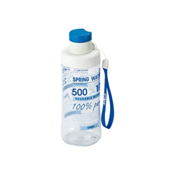 Bottiglia BOTTIGLIA ACQUA MINERALE TRITAN 0,5 LT