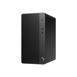 PC Desktop HP - 290 g2 - micro tower - pentium gold g5500 3.8 ghz - 4 gb - 1 tb 6be60ea#abz