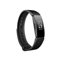 Smartwatch Fitbit - Inspire sistema di monitoraggio attività con cinturino - nero fb412bkbk