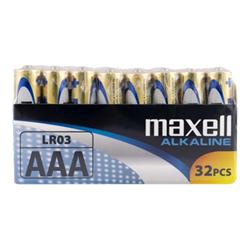 Pila Maxell - Lr03 batteria - 32 x tipo aaa - alcalina 790260