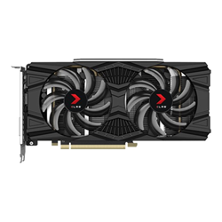 Scheda video PNY - Xlr8 gtx 1660 ti gaming dual fan - overclocked edition vcg1660t6dfppb-o