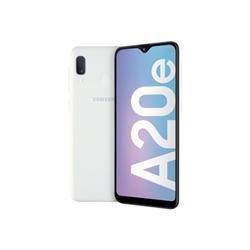 Smartphone Samsung - Galaxy A20e White 32 GB Dual Sim Fotocamera 13 MP