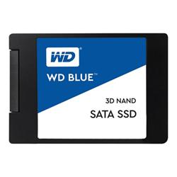 SSD Western Digital - Wd blue 3d nand sata ssd - ssd - 4 tb - sata 6gb/s wds400t2b0a