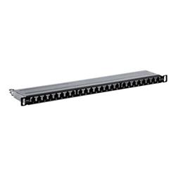Trendnet - Pannello cablaggio - 0.5u tc-p24c6ahs