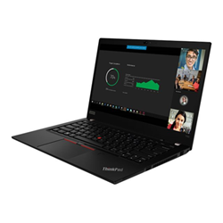 "Notebook Lenovo - Thinkpad t490 - 14"" - core i7 8565u - 16 gb ram - 512 gb ssd 20n2000lix"