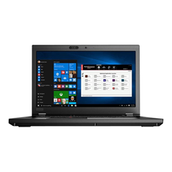 "Notebook Lenovo - Thinkpad p52 - 15.6"" - core i7 8850h - 16 gb ram - 1 tb ssd 20m90034ix"