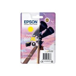 Cartuccia Epson - 502xl - alta capacità - giallo - originale - cartuccia d'inchiostro c13t02w44020