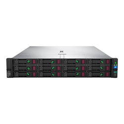 Server Hewlett Packard Enterprise - Hpe proliant dl380 gen10 entry smb - montabile in rack p02463-b21