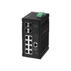 Switch Edimax - Pro - switch - 8 porte - intelligente igs-5408p