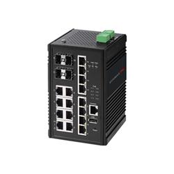 Switch Edimax - Pro - switch - 16 porte - intelligente igs-5416p