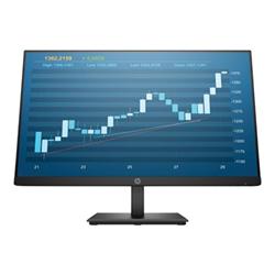 """Monitor LED HP - P244 - monitor a led - full hd (1080p) - 23.8"""" 5qg35at#abb"""