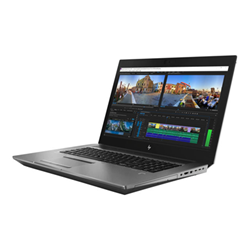 "Workstation HP - Zbook 17 g5 mobile workstation - 17.3"" - xeon e-2186m - 32 gb ram 2zc46et#abz"