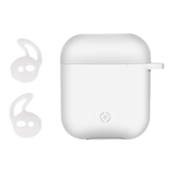 Custodia Celly - AIRPOD CASE   SPORT BUDS WHITE