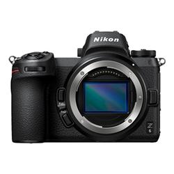 Fotocamera reflex Nikon - Z6 - fotocamera digitale lente s 24-70 mm nikkor z nmz610
