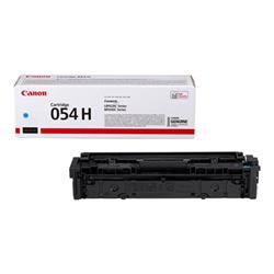 Image of Toner 054 h - alta capacità - ciano - originale - cartuccia toner 3027c002