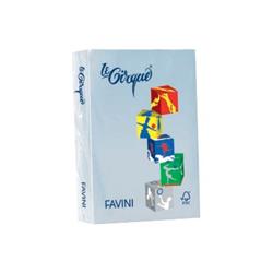 Carta Cartotecnica Favini - Favini le cirque tenui - carta colorata - 250 fogli - a4 - 160 g/m² a746304