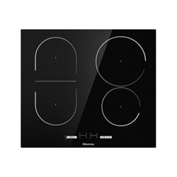 Piano cottura a induzione Hisense - I6433C 4 Zone cottura Larghezza 59.5 cm
